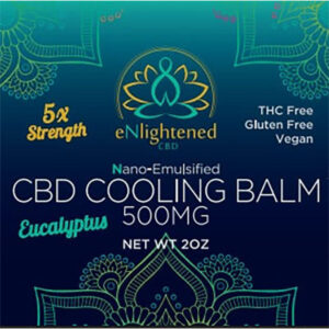eNlightened Nano CBD Cooling Balm