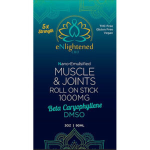 eNlightened Nano CBD Muscle and Joint Roll on