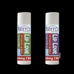 Terra Holistics CBD Lip Balm 2 Group