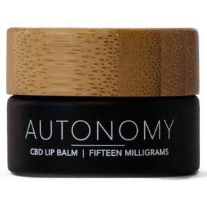 Autonomy CBD Lip Balm