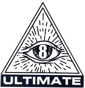 Ultimate Delta 8 New Logo
