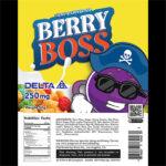 Flame Delta 8 Berry Boss 2