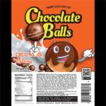 Flame Delta 8 Chocolate Balls 2