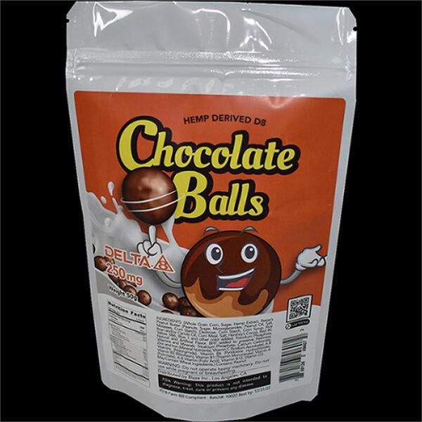 Flame Delta 8 Chocolate Balls