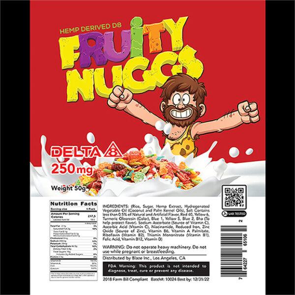 Flame Delta 8 Fruity Nuggs 2