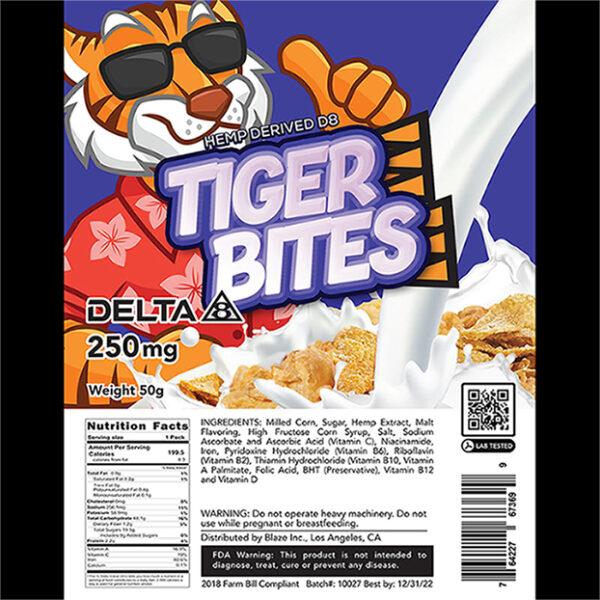 Flame Delta 8 Tiger Bites