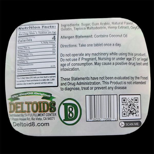 Deltoid8 Back