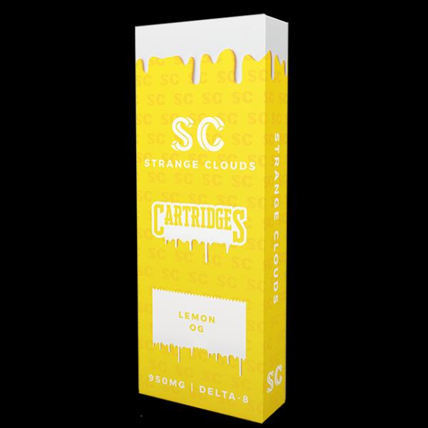 Strange Cloud Cartridge Limited Lemon OG