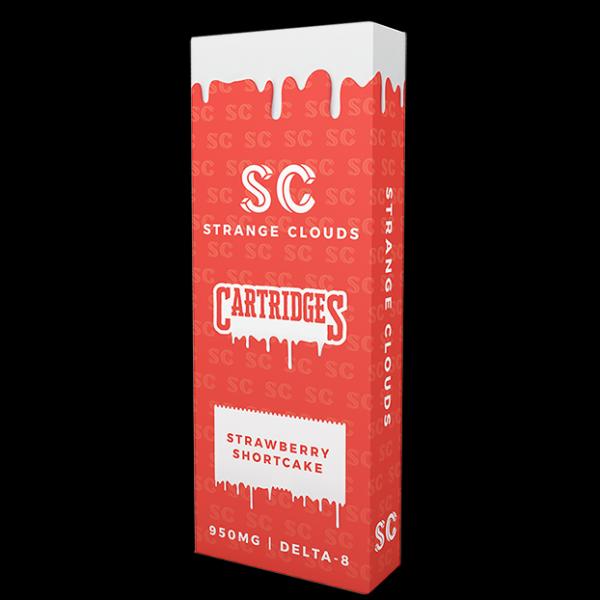 Strange Cloud Cartridge Limited Strawberry Shortcake